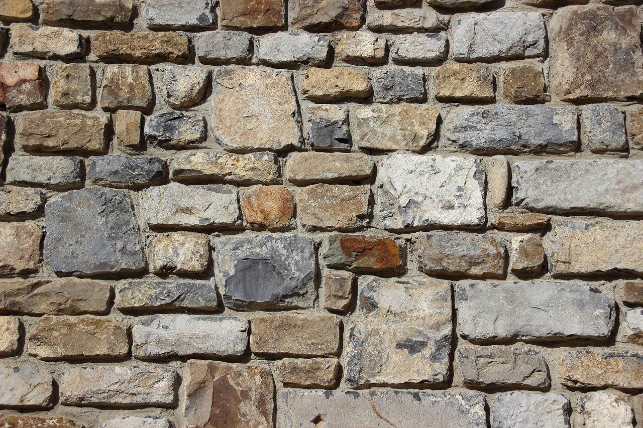what does a wall symbolize in the bible