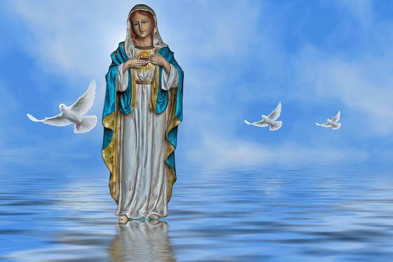 Why did God choose Mary