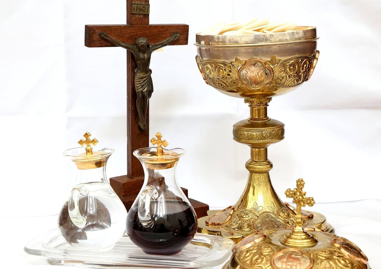 where to donate catholic religious items