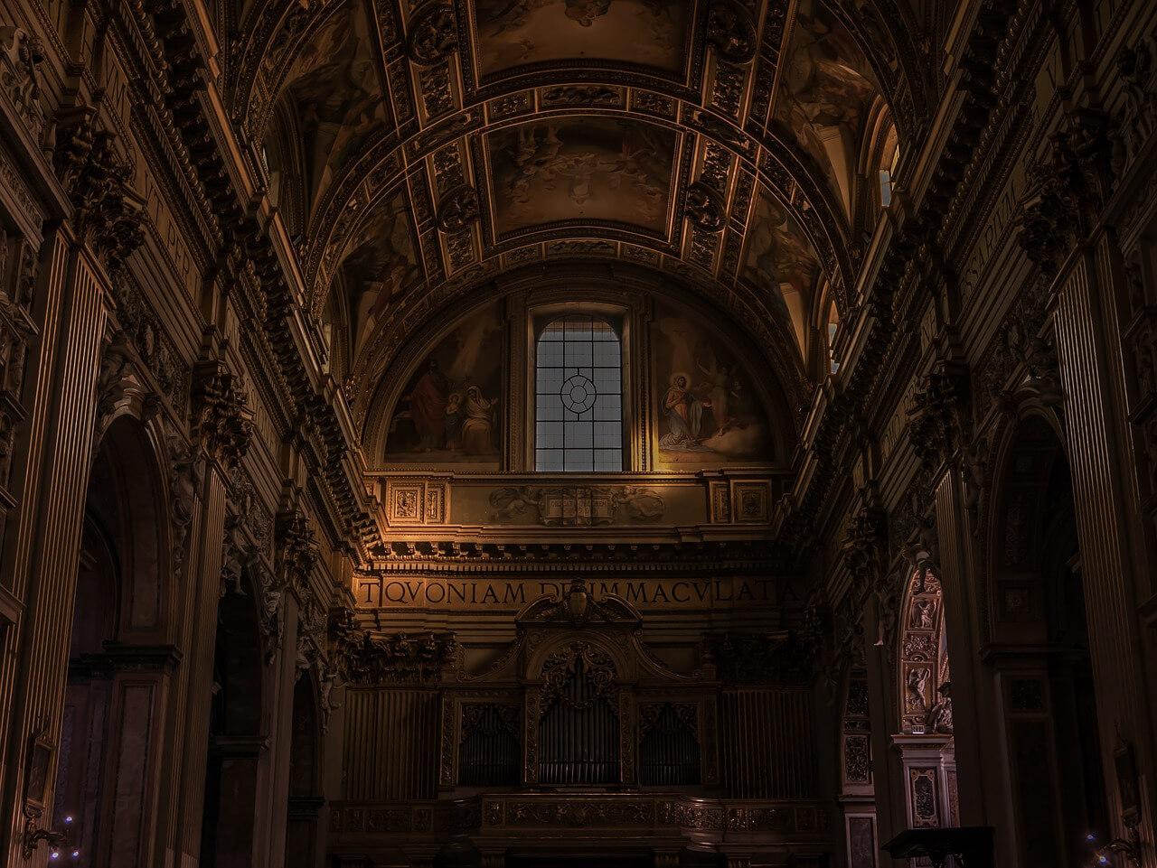 are Catholic churches always open